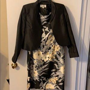 Dress , cute black jacket 🧥